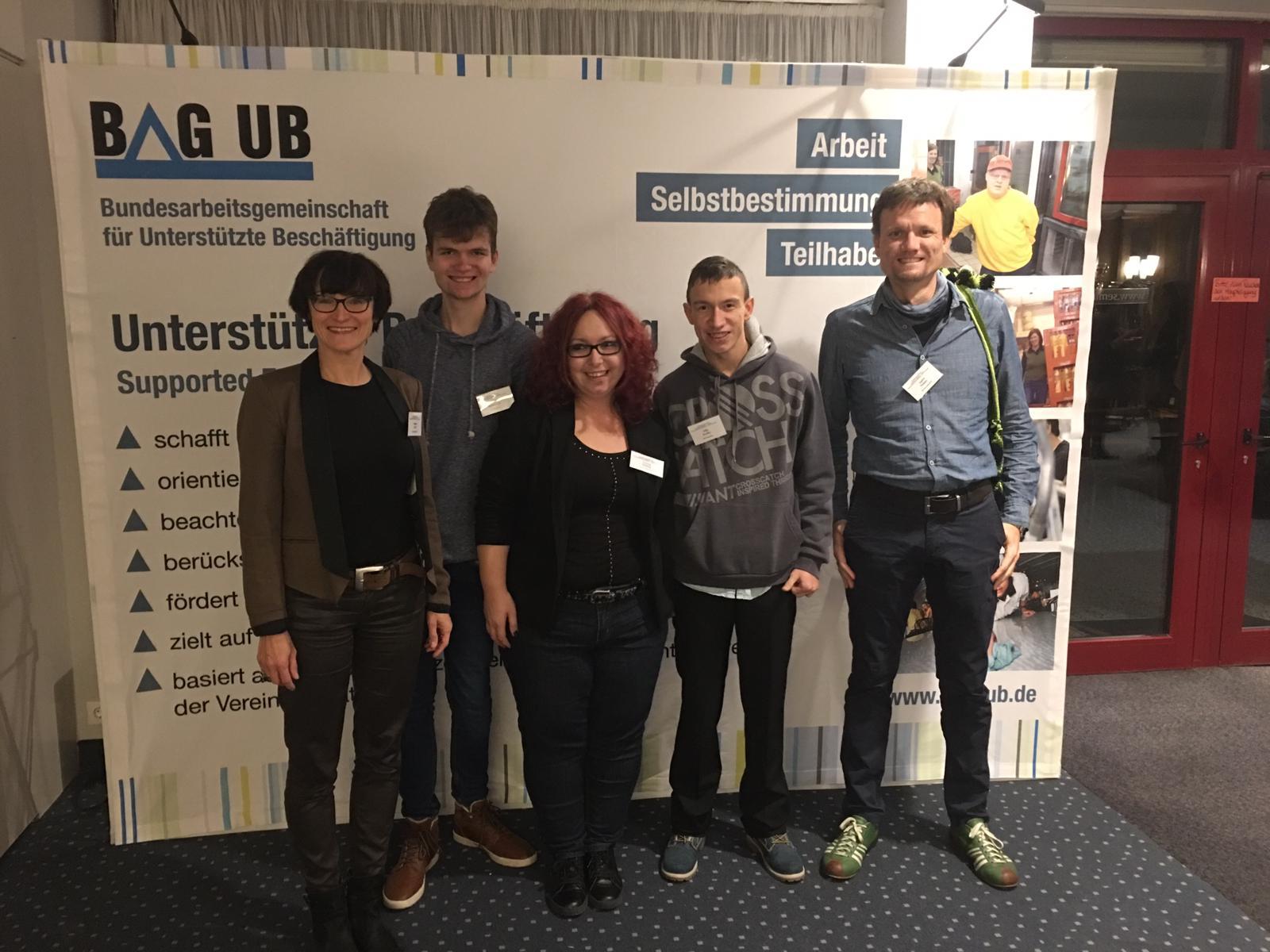 Fachtagung der BAG UB in Bad Honnef vom 21. bis 23. November 2018 - Erfahrungsbericht von Julian Hamberger